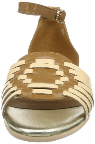 flip*flop - Azteca, Sandali Donna Marrone (Braun (brown sugar 833))