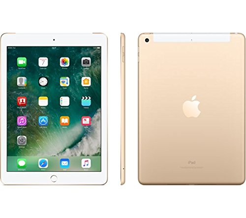 "Price comparison product image Apple MPGW2 iPad 9.7"" 2017 128GB Wi-Fi - Gold"