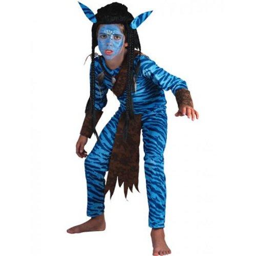 Imagen de disfraz avatar  talla 10 12 años