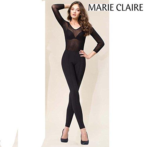 Marie Claire e Kler Leggings Skinny Negro L