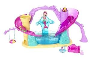 Polly Pocket Race and Splash Playset