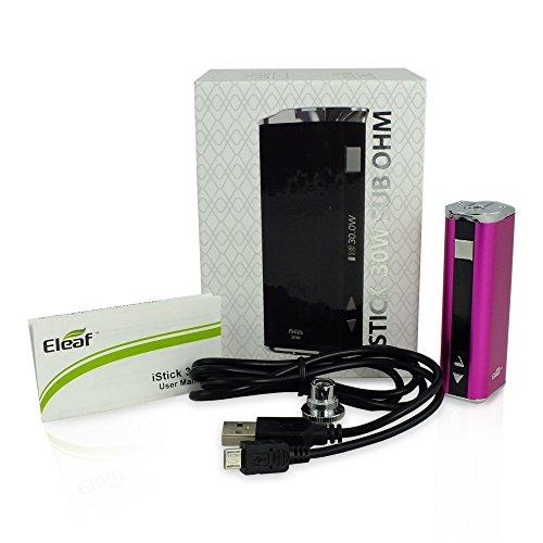 Preisvergleich Produktbild Eleaf iStick 30W E-Zigarette Mod Rosa