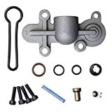 Pandiki Blue Spring Upgrade-Set Diesel Kraftstoffdruckregler Kit Ersatz für 6.0L 3C3Z9T517AG