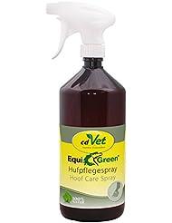 cdVet Naturprodukte 366 Spray de soin pour sabots de cheval 1000 ml