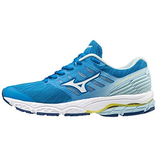 Mizuno J1GD1810-20 Running Donna Azzurro 39
