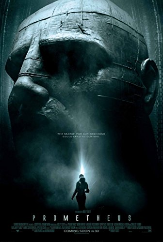 Prometheus Customized 24x36 inch Silk Print Poster Seide Poster/WallPaper Great Gift
