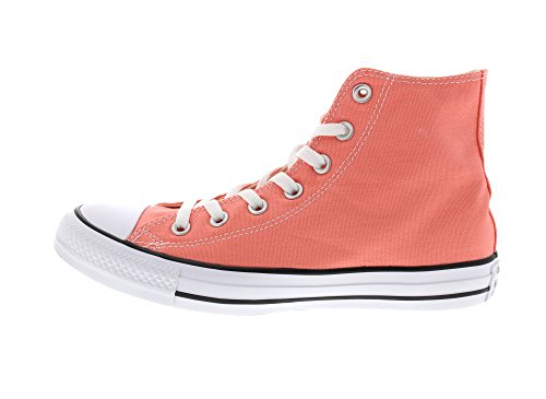 Converse Chuck Taylor All Star, Chaussons montants mixte adulte Pink (Sunblush)