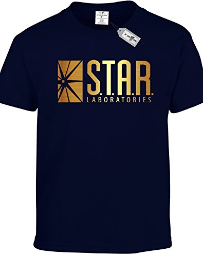 Eat Sleep Shop Repeat Laboratories Star Kids Tshirts