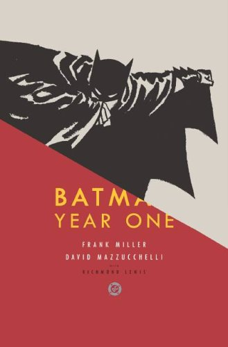 Batman Year One Deluxe Edition