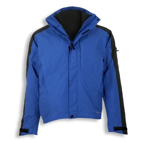 Vaude Veste Thermic Conversion - Lapis