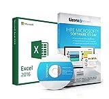 Original Microsoft® Excel 2016 Lizenzschlüssel + Lizenza ISO CD / DVD für 32 und 64 bit Deutsch inklusive Workstation 2016 für Office