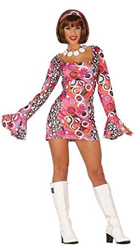 KOSTÜM - DISCO GIRL - Größe 36-38 (80er Jahre Tänzerin Kostüme)