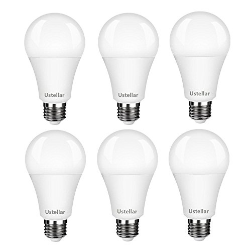 ustellar-6-pack-led-e27-bulbs-60w-incandescent-bulbs-equivalent-2700k-warm-white-9w-810lm-240-flood-