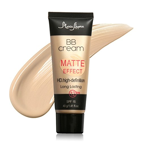 Meisijia BB Creme Matt Effekt SPF15 High Definition Natürliche Abdeckung Langlebige Gesichtscreme 5 #