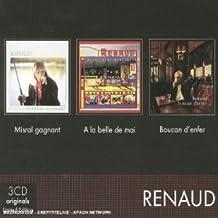 Coffret 3 CD : Mistral Gagnant / Boucan d'enfer / A la Belle de mai