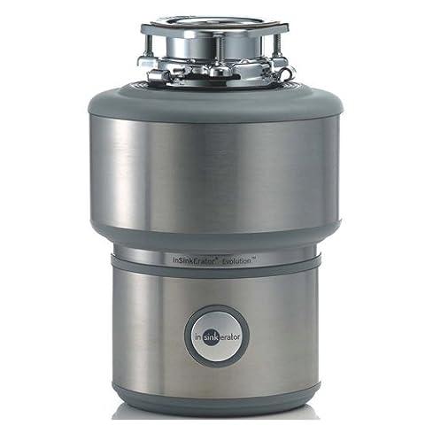 InSinkErator 75275 Stainless Steel Evolution 200 Food Waste Disposer