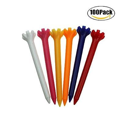 crestgolf plástico siete garras