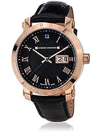 Chrono Diamond Reloj con movimiento cuarzo suizo Man 10620H Nestorius 41.0 mm