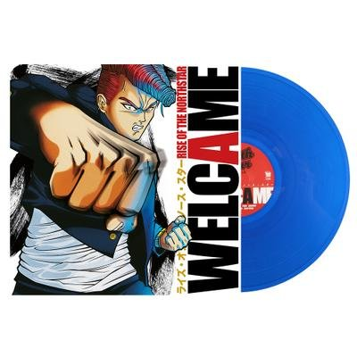 RISE OF THE NORTHSTAR, Welcame BLUE VINYL - LP
