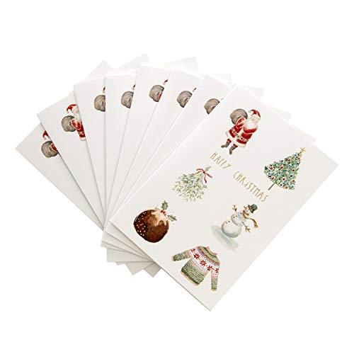 arity Weihnachtskarten-Set