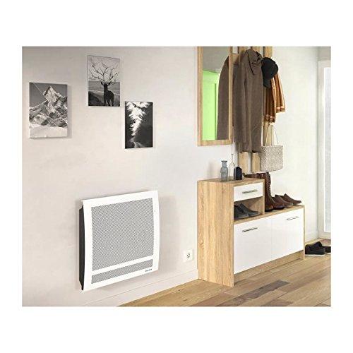 SAUTER Sundoro 750 watts Radiateur Panneau Rayonnant - Programmation LCD - Détecteur Présence & Fenetre ouverte