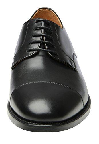 SHOEPASSION.com , Chaussures de ville à lacets pour homme Noir Noir Noir - Noir