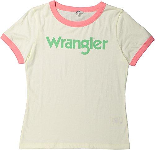 Wrangler T-Shirt W716SEVUF Retro Kabel (Wrangler-retro-shirt)