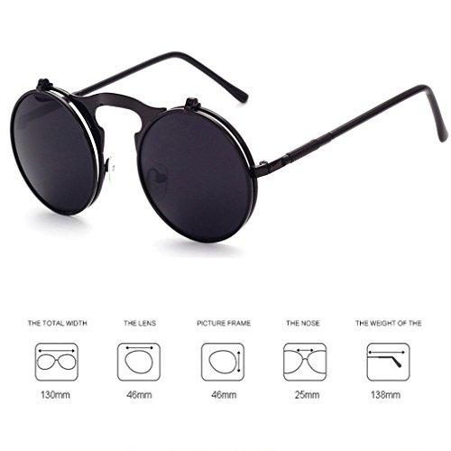 920dbcc2292 Dollger Steampunk Sunglasses ...