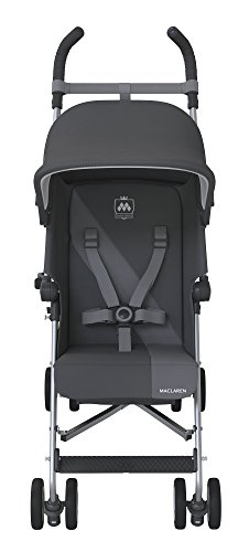 Maclaren Triumph Pushchairs (Black/Charcoal)