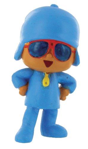 Pocoyo Comansi 99184 -  Figura pocoyo gafas de sol longitud de producto 7 cm