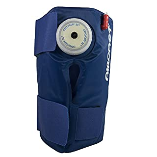 Aircast Knee Cryo/Cuff (Self Contained) Ice Compression Therapy Knee Injury