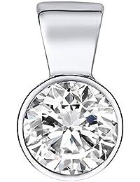 Rafaela Donata - Pendentif - Argent sterling 925 oxyde de zirconium, pendentif oxyde de zirconium, bijoux en argent - 60800046