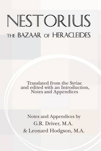 The Bazaar of Heracleides