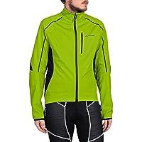 VAUDE Prio giacca da uomo Softshell Jacket II, Verde (0),
