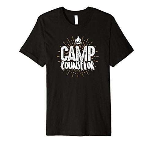 Camp Ratgeber Shirt Outdoor Camping Crew Mitglied TShirt