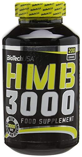 Biotech USA 17004010000 HMB 3000 Stimulant de Testostérone