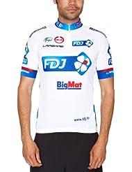 Nalini FDJ - Maillot de ciclismo para hombre FDJ Talla:small
