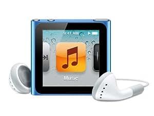 Apple iPod nano 8 GB, colore: Blu [Importato da Germania]