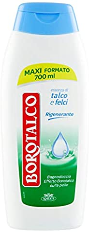 Borotalco Bagnoschiuma Essenza Di Talco E Felci - 700 ml