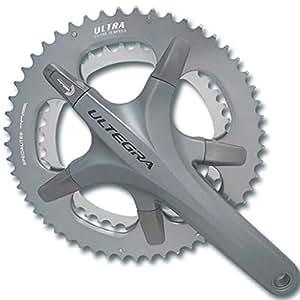 TA vélo plateau ultra 52 dents 110 mm, cercle de perçage gris