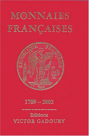 Monnaies françaises : 1789-2003