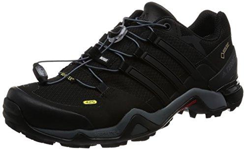 adidas Terrex Fast R Gtx, Chaussures de Randonnée Homme Noir (Negbas/negbas/ftwbla)