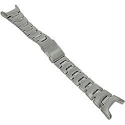 Casio Reloj de pulsera pulsera Titanio banda para PROTREK namcha Barwa prw de 500T