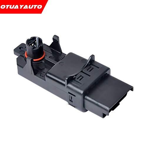 Fensterheber Motor Modul, OTUAYAUTO Temic Fensterhebermodul mit Komfortfunktion für Megane 2 | Scenic | Clio 3 | Laguna