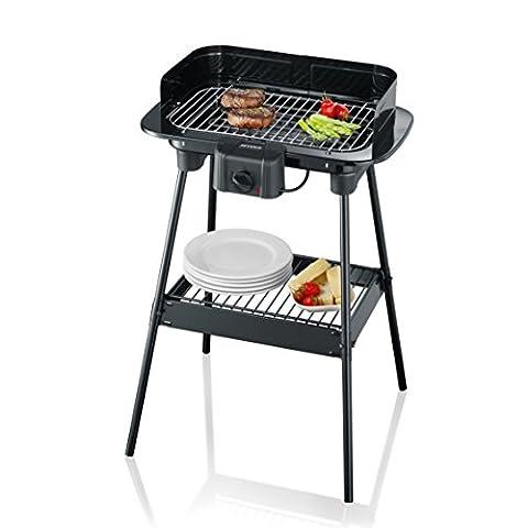 Severin PG 8523 Barbecue-Elektrogrill schwarz
