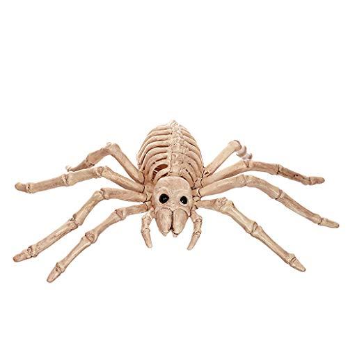 QAR Spinne Spuk Haus Tier Skelett Horror Bar Film Requisiten Halloween Ornamente Halloween