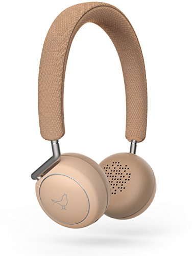 Libratone LP0030000EU5004 Q Adapt drahtloser Active Noice Cancelling On-Ear Kopfhörer (Bluetooth, 4-stufiges ANC, Touchbedienung) elegant nude thumbnail