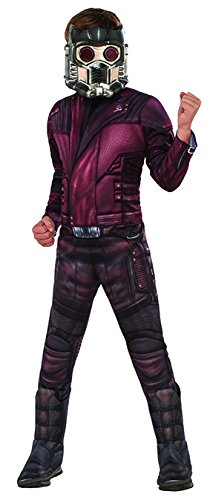 Rubies Officielle Guardians of The Galaxy 2, Starlord Childs Deluxe Costume