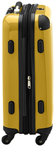 41X9P1BhXXL - Hauptstadtkoffer Alex Trolley rígido con cierre TSA