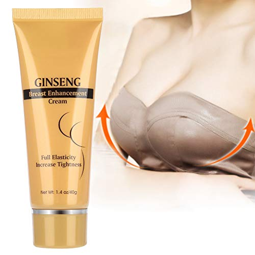 Crema da lifting del seno da 40 g - per aumentare il seno e rassodare, crema per l'allargamento del seno, ingrossamento naturale al 100%, petto rassodante